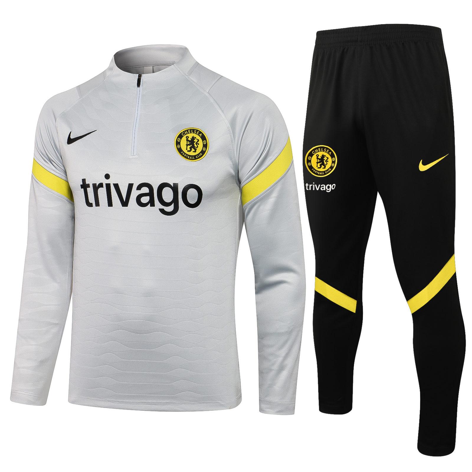 Спортивный костюм Челси сезон 2021-2022 арт.16004