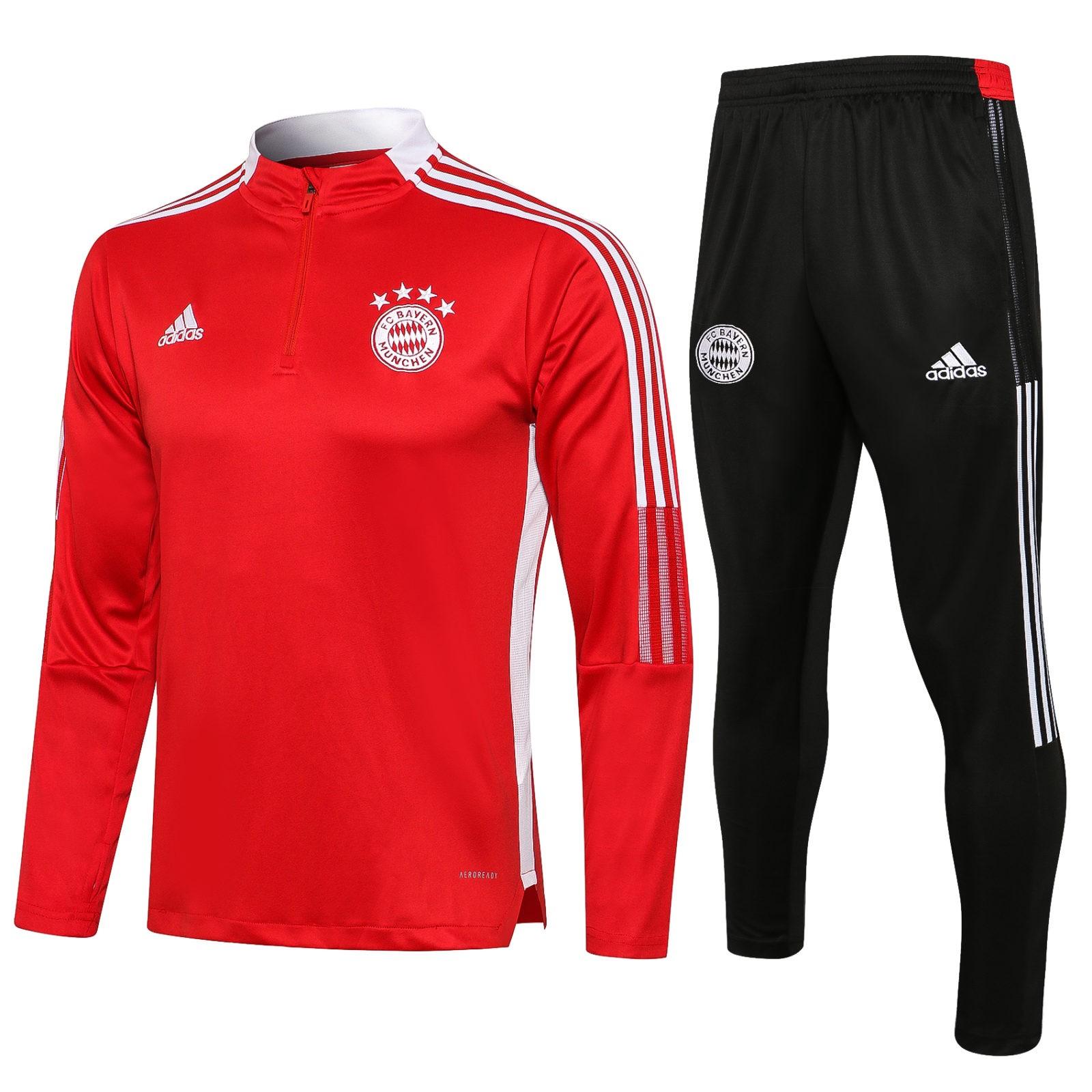 Спортивный костюм Баварии Мюнхен сезон 2021-2022 арт.85004
