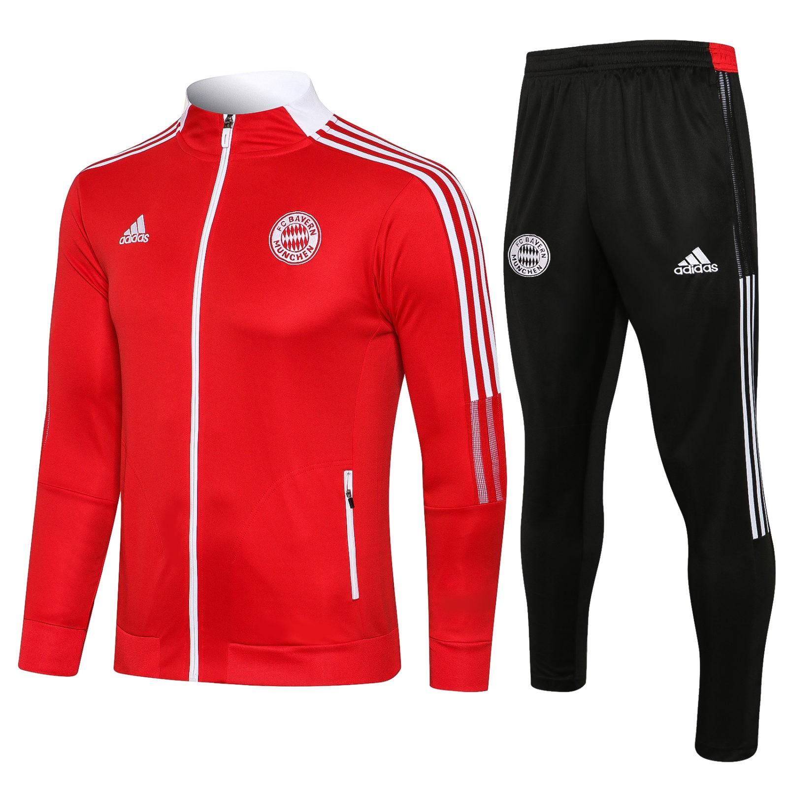 Спортивный костюм Баварии Мюнхен сезон 2021-2022 арт.85002