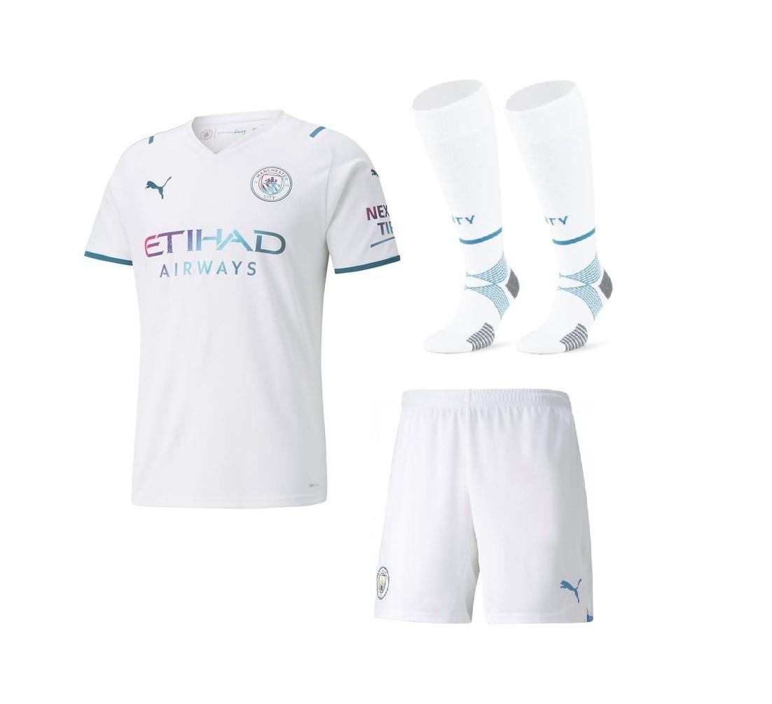 Выездной комплект Манчестер Сити сезон 2021-2022