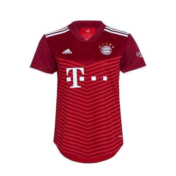 Женская домашняя футболка Баварии Мюнхен сезон 2021-2022