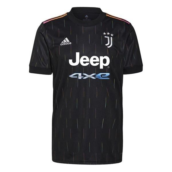 Выездная футболка Ювентуса сезон 2021-2022