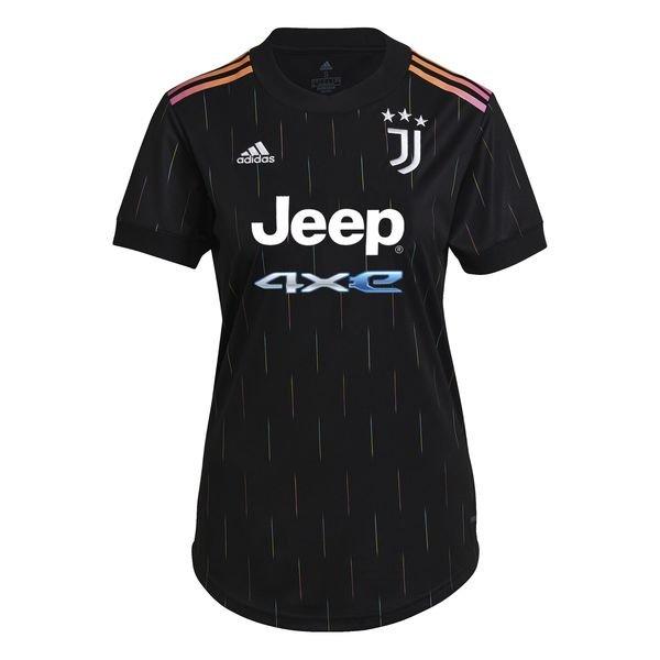 Женская выездная футболка Ювентуса сезон 2021-2022
