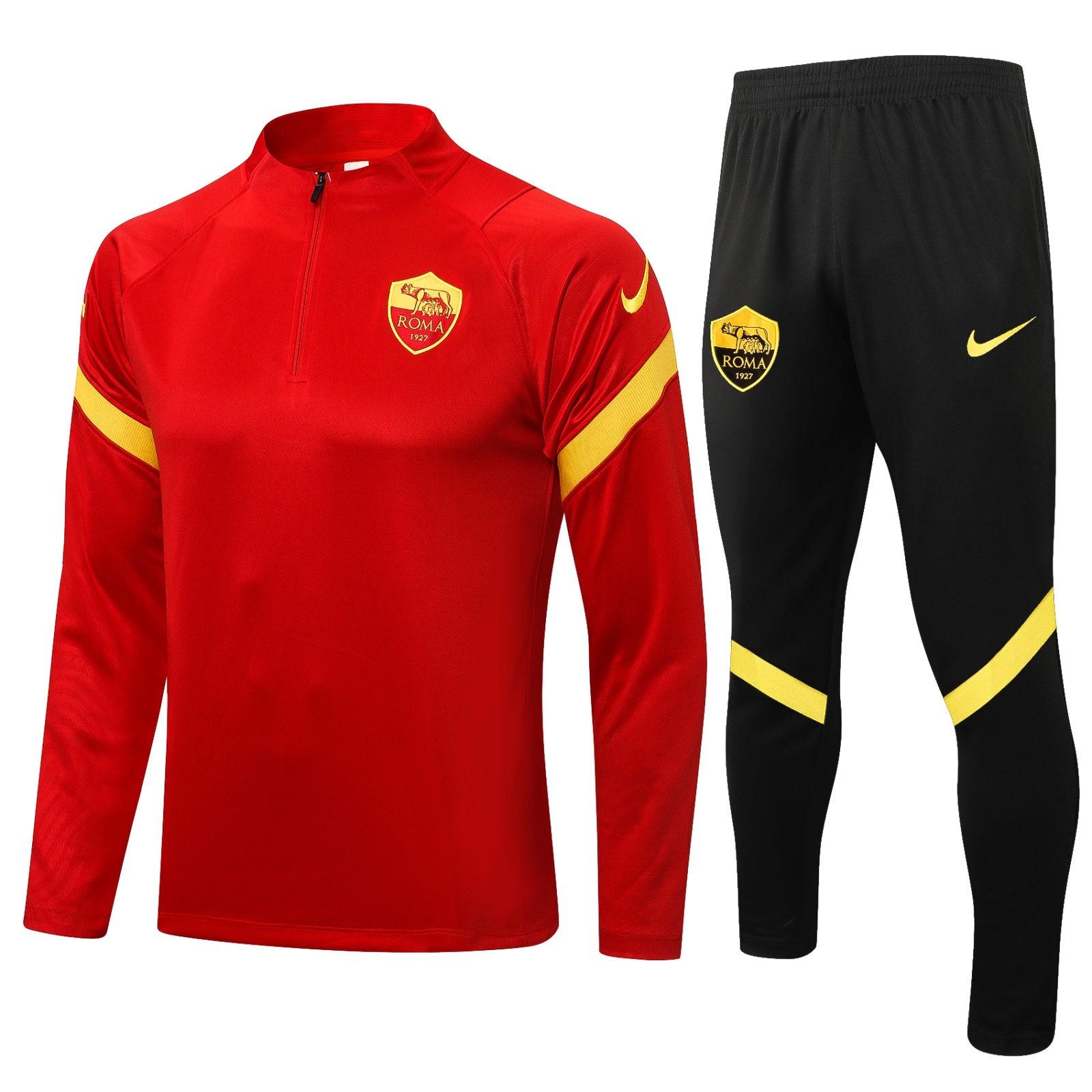 Спортивный костюм Ромы сезон 2021-2022 арт. 54001