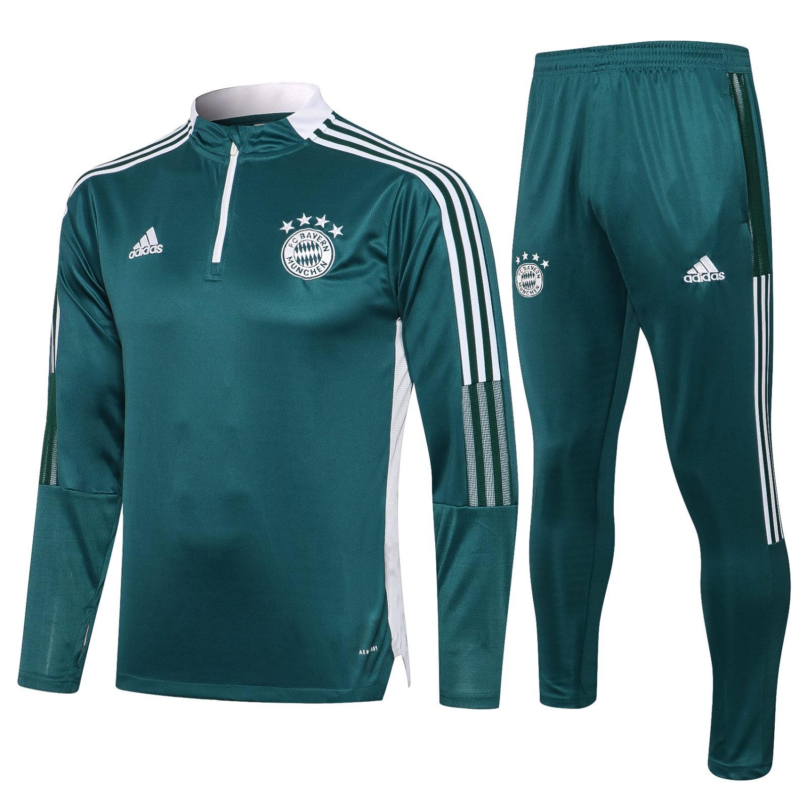 Спортивный костюм Баварии Мюнхен сезон 2021-2022 арт.85001