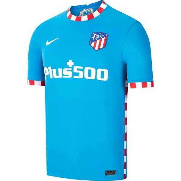 Резервная футболка Атлетико Мадрид сезон 2021-2022