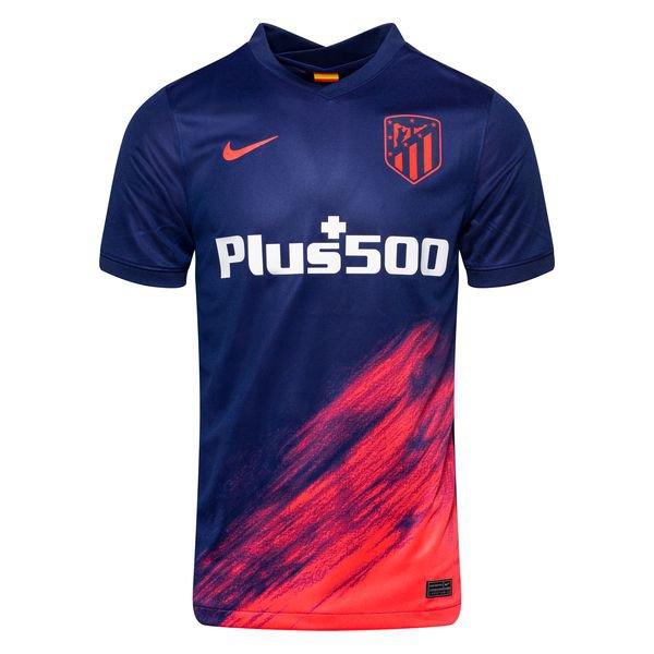 Выездная футболка Атлетико Мадрид сезон 2021-2022